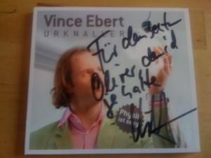 Geschenk von Vince Ebert