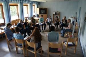 Interner Workshop der Zeitschrift GoJIL