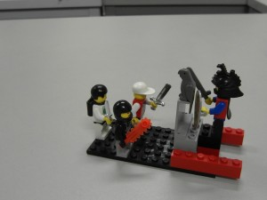 LdL - mit Lego