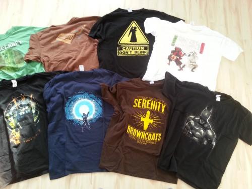Nerd-Shirts