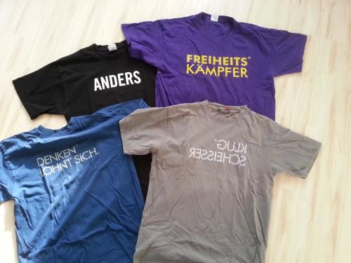 Slogan-Shirts